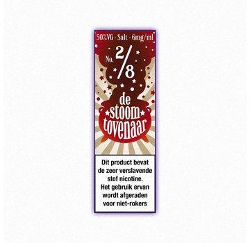 De Stoom Tovenaar Cola USA No. 2/8