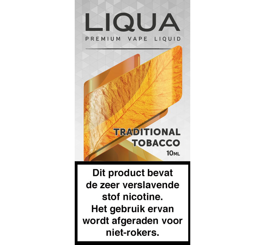Traditional Tobacco