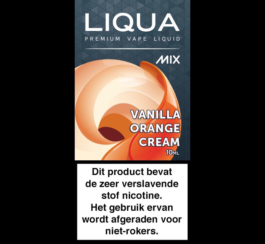 Vanilla Orange Cream