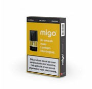 Migo Voorgevulde Pods - Lemon Meringue (2 Stuks)
