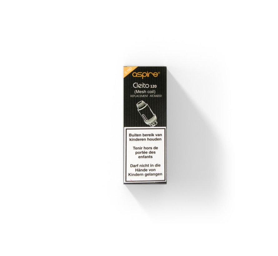 Aspire Cleito 120 Mesh Coils (1 St.)