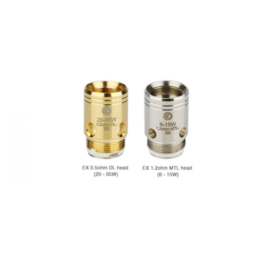 EX Exceed Coils (5st.)