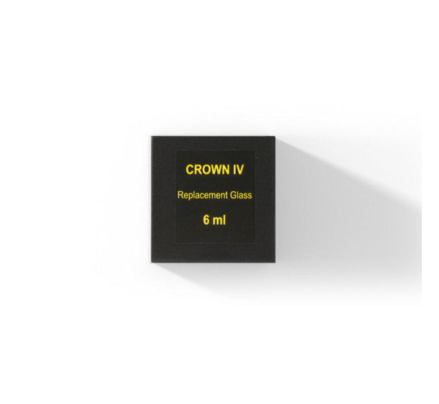 Uwell Crown IV Bulb Pyrex Glas - 6ML (1 St.)
