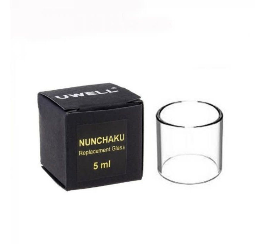 Uwell NUNCHAKU Pyrex Glas (1 St.) - 5ML
