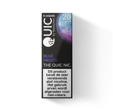 Quic Blue Fruits