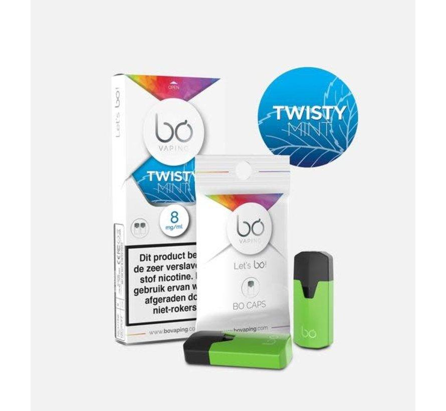 Bo Caps Gen 2 Twisty Mint