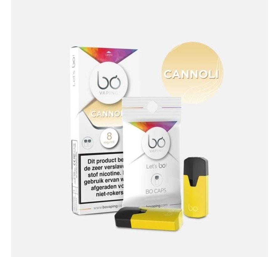 Bo Caps Gen 2 Cannoli