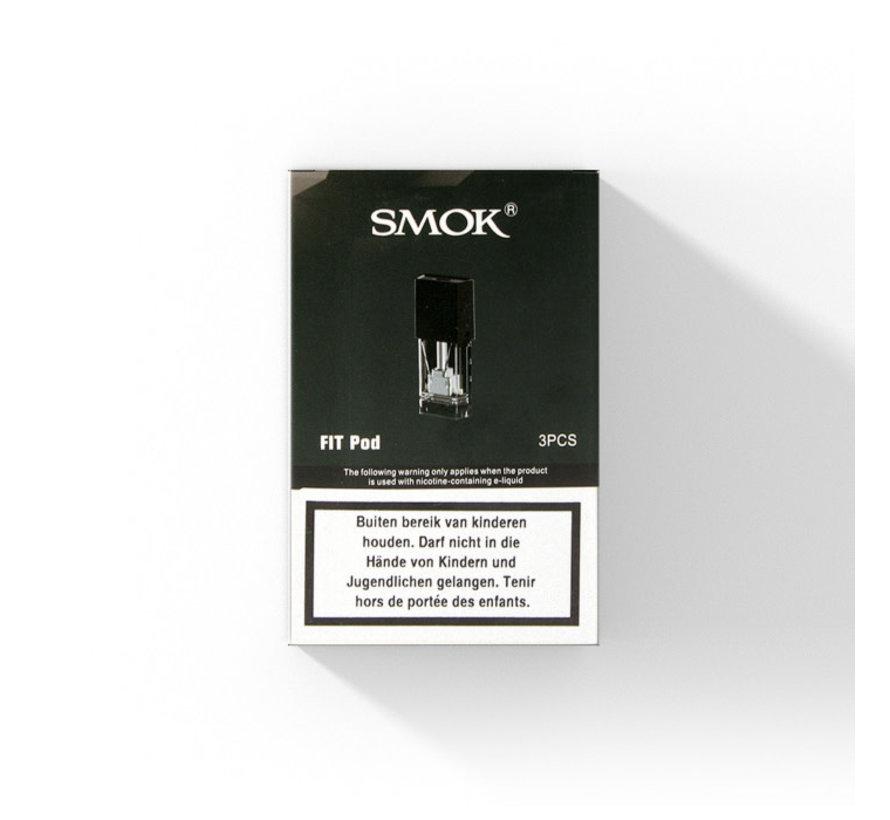 Smok Fit Pod 3 Stuks 1.4 Ohm