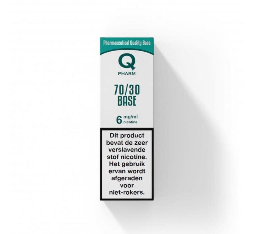 Qpharm Nic Booster 70/30 18MG