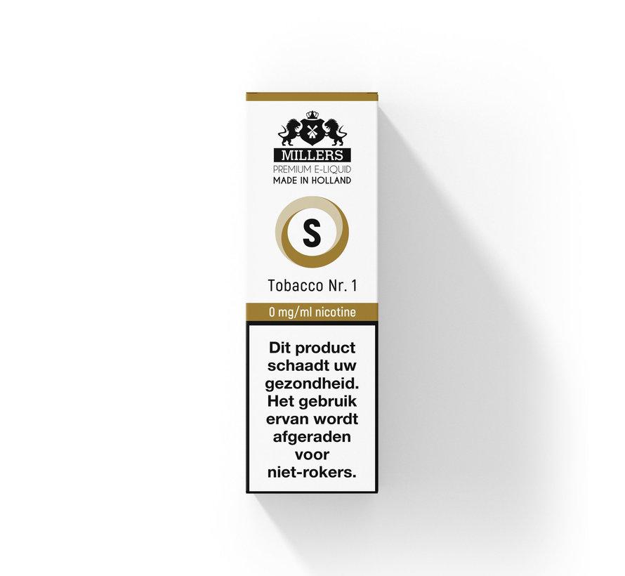 Juice Silverline - Tobacco NR.1