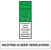 Exclucig Green Label - Menthol Tobacco 6mg