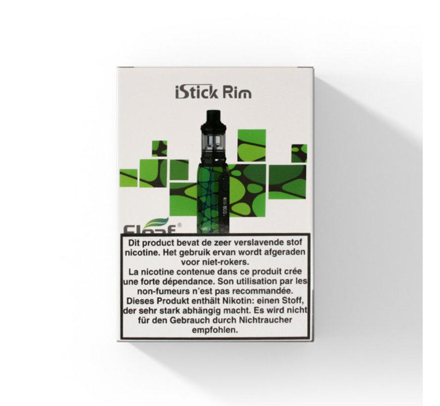 iStick Rim + Melo 5 Clearomizer - Startset - 2ML