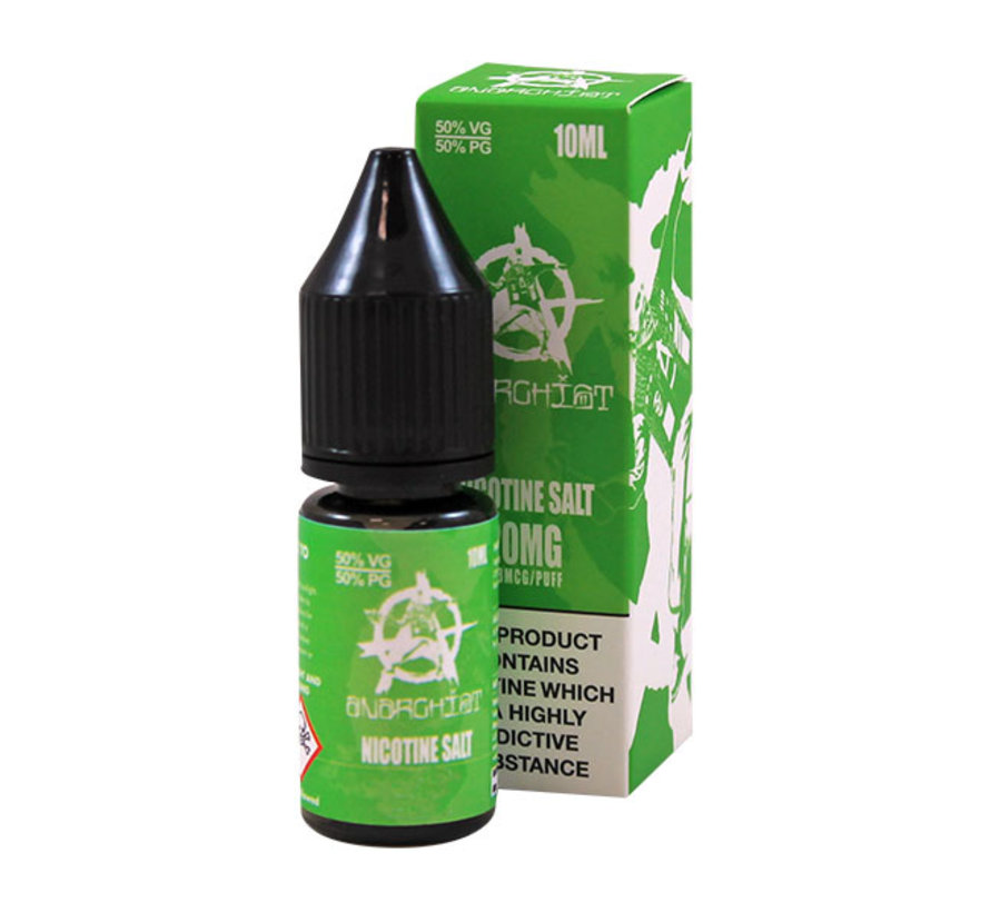 Green Nic Salt