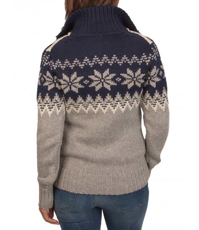 Dale Of Norway Myking ® Pullover, Dunkelblau / Grau