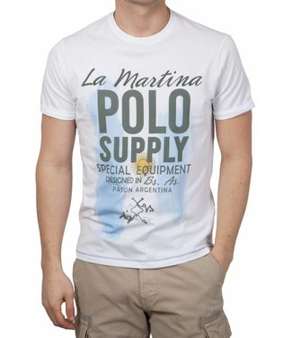 La Martina La Martina ® T-Shirt Polo Supply
