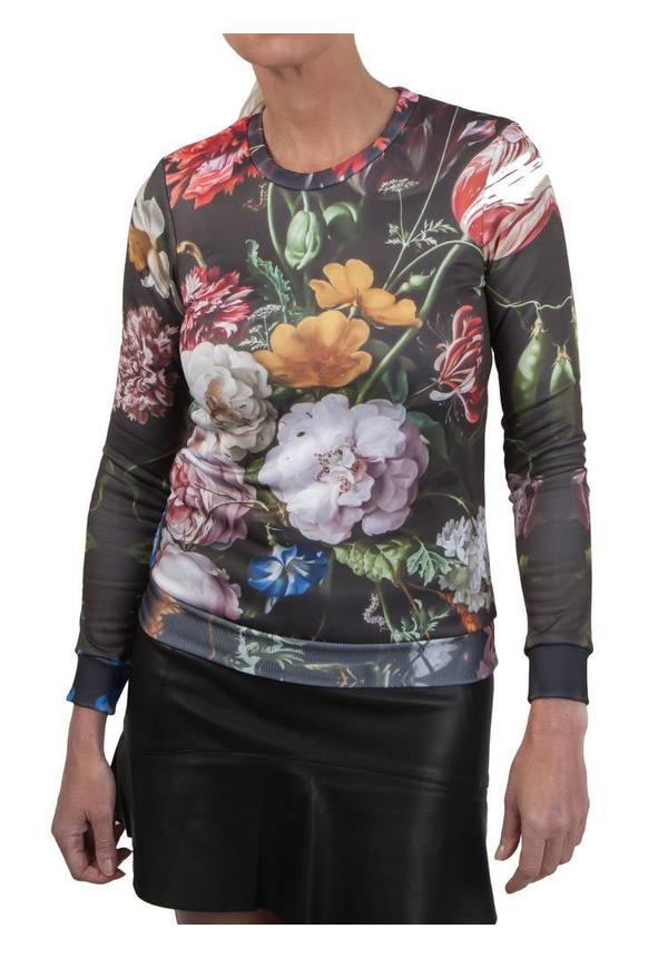 JWF Design ® The Power of Flower Sweatshirt