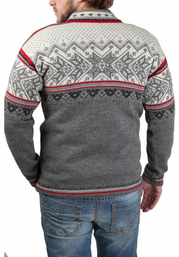 ® Pullover Vail, Grau