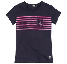 Gaastra ® Dames T-shirt Raise the Sail, donkerblauw