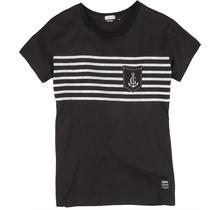 Gaastra ® Dames T-shirt Raise the Sail, zwart