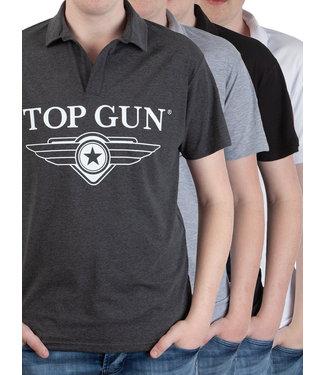 "Top Gun Top Gun ® ""Moon"" Poloshirt"