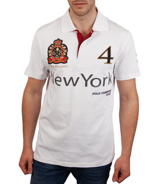 John Brillant John Brilliant ® Poloshirt New York
