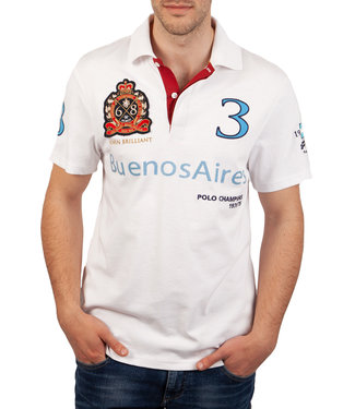 John Brillant John Brilliant ® Poloshirt Buenos Aires