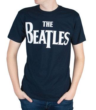 """Rockstarz Rockstarz T-shirt Beatles """"Famous Logo"""""""