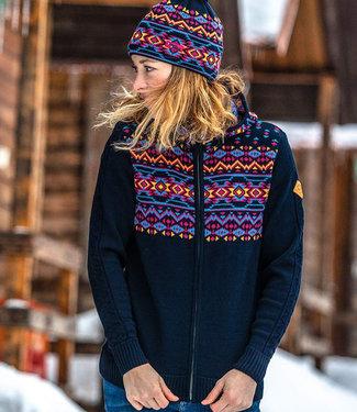 Kama Kama ® Vest vest dames Merino