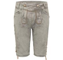 HangOwear ® Jeanshose Short, Hellgrau