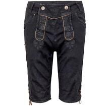 Short en jean HangOwear ®, noir