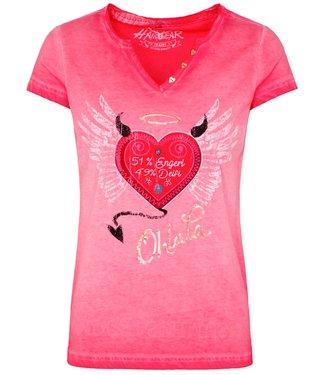 Hangowear HangOwear ® dames t-shirt Rike