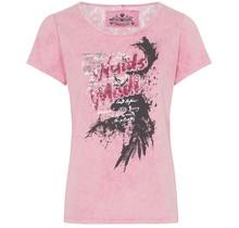 HangOwear ® Damen T-Shirt Cloe, Pink