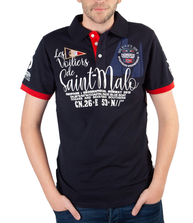 Geographical Norway Geographical Norway ® Poloshirt Saint-Malo