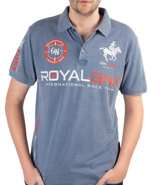 Geographical Norway Geographical Norway ® Royal GNX Polo Shirt