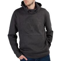 Napapijri ® Hoody Fleece Sweatshirt, donkergrijs