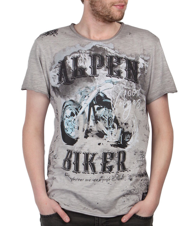 Hangowear HangOwear ® T-shirt Alpen Biker