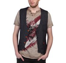 HangOwear ® mouwloos vest, antraciet
