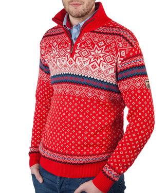 Kama Kama ® heren pullover Merino Nordic
