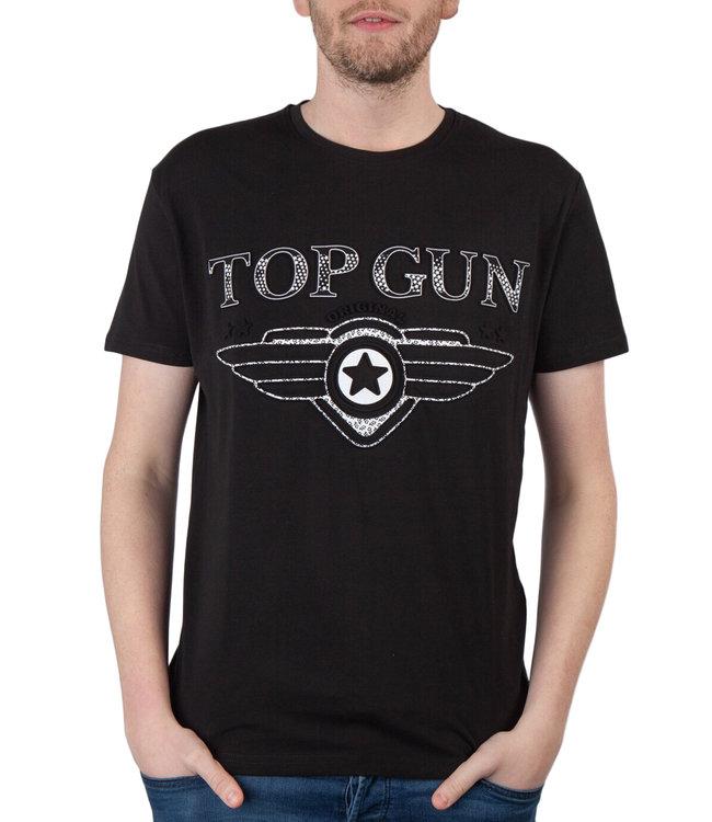 """Top Gun T-shirt Top Gun ® """"Defend"""""""