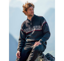 """Dale of Norway ® Pullover """"St.Moritz"""" Donkergrijs"""