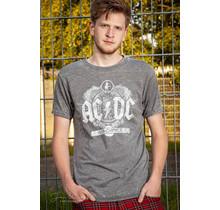 "Rockstarz T-shirt AC / DC ""Black Ice"" grijs"