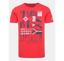 Camp David® T-Shirt Frachtroute