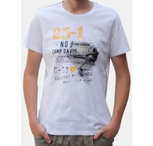T-Shirt Camp David ® Bleu 63