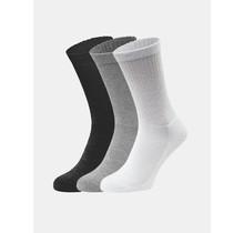 Fruit Crew Socken (3er Pack) Grau/Schwarz/Weiß