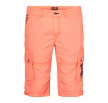 Camp David ® Skater Bermuda steengewassen, Orange