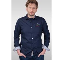 La Martina ® Overhemd Donkerblauw Team 1985
