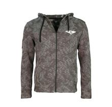 """Top Gun ® Vest met capuchon """"Airforce"""" groen"""