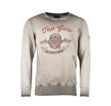 "Top Gun Sweatshirt round neck ""Smoking Monkey"""
