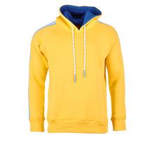 """Top Gun Hoodie Sweatshirt """"Logo Stripe"""" geel"""