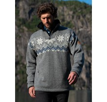 Dale of Norway ® Fongen Weatherproof men's sweater, Grey